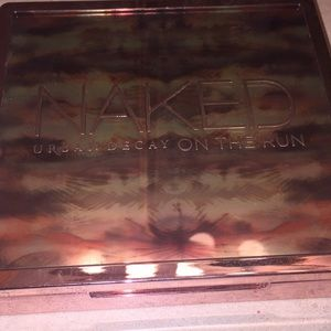 Naked on the run palette urban decay